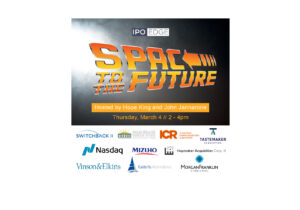 """Replay: """"SPAC to the Future"""" Featuring SwitchBack, Haymaker, InterPrivate, Nasdaq, Easterly, MorganFranklin, V&E, Mizuho, ICR"""