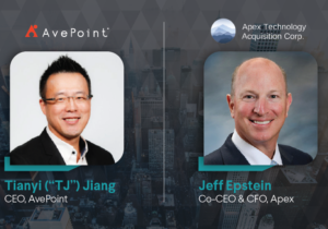 June 15 at 12PM EDT: AvePoint-Apex Technology Fireside Chat With IPO Edge