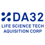 DA32 Life Science Tech Acquisition Corp., Sponsored by Deerfield, Arch Venture Partners and Section 32, Announces Pricing of $200 Million Initial Public Offering
