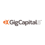 GigCapital5, Inc. Announces Closing of $230,000,000 Initial Public Offering