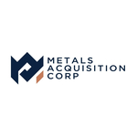 Metals Acquisition Corp. Announces Partial Exercise and Closing of Underwriters' Option to Purchase Additional Units in Connection With Its Initial Public Offering