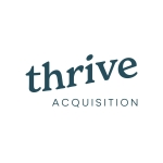 Thrive Acquisition Corporation Announces Pricing of $150 Million Initial Public Offering